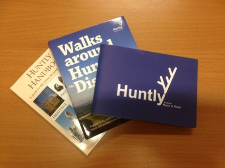 A Book Shop for Huntly